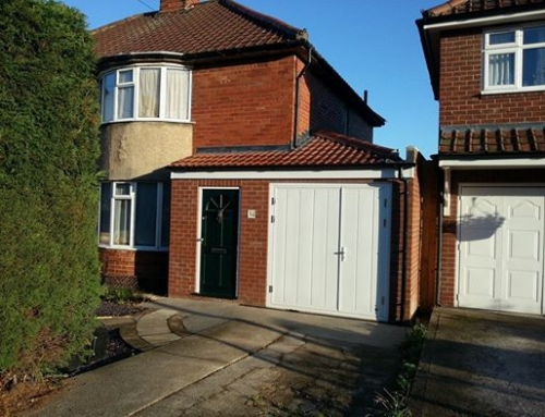Shirley Avenue, York