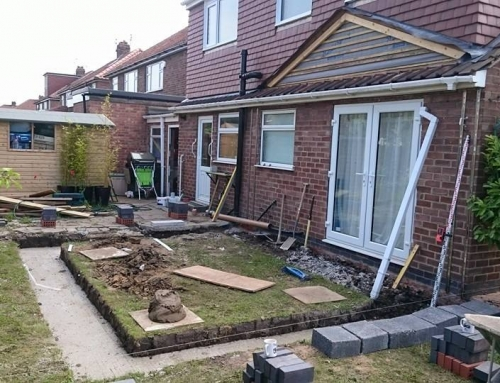 Sitwell Grove – Extension for Job for M Colley